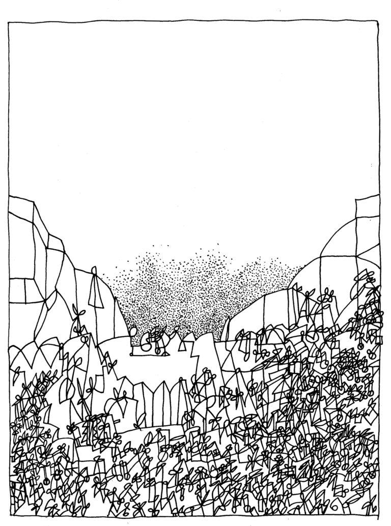 044 - uitzicht op een dal