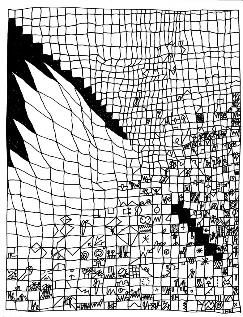 063 - onverzadigde blokstructuur