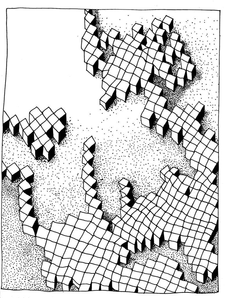 289 - blokjesfractaal