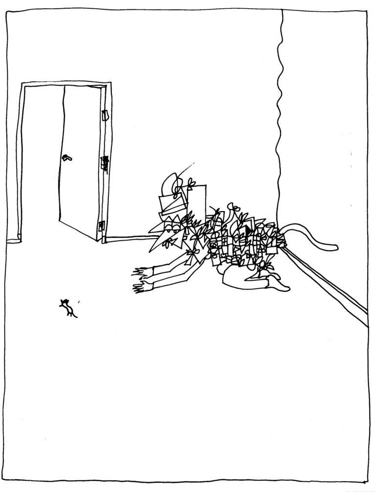 316 - kat en muis